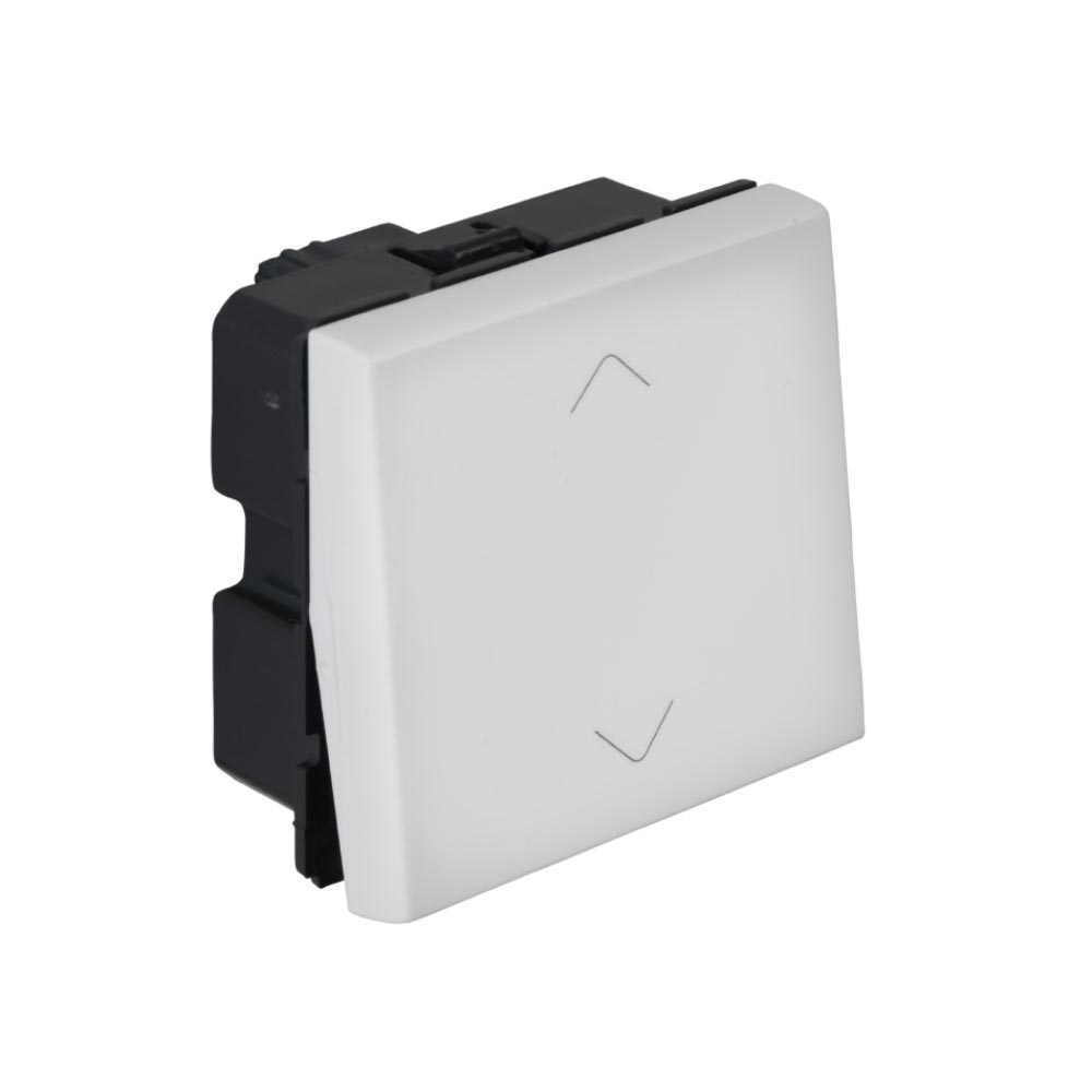 Arteor - 2-way switch 10 AX - 230 V~ 2 module(White)