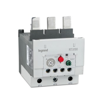 Thermal overload relays - RTX³ 100(For CTX³ 100) - 4167 48 - Legrand