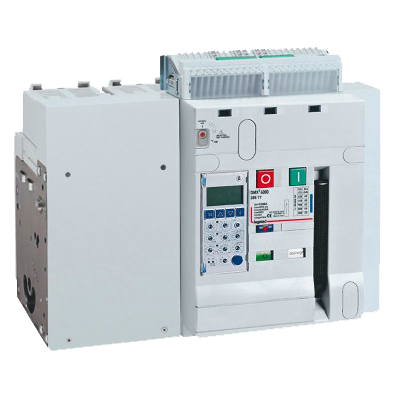 DMX³ air circuit breakers 4000 - 100 kA 4P 3200A