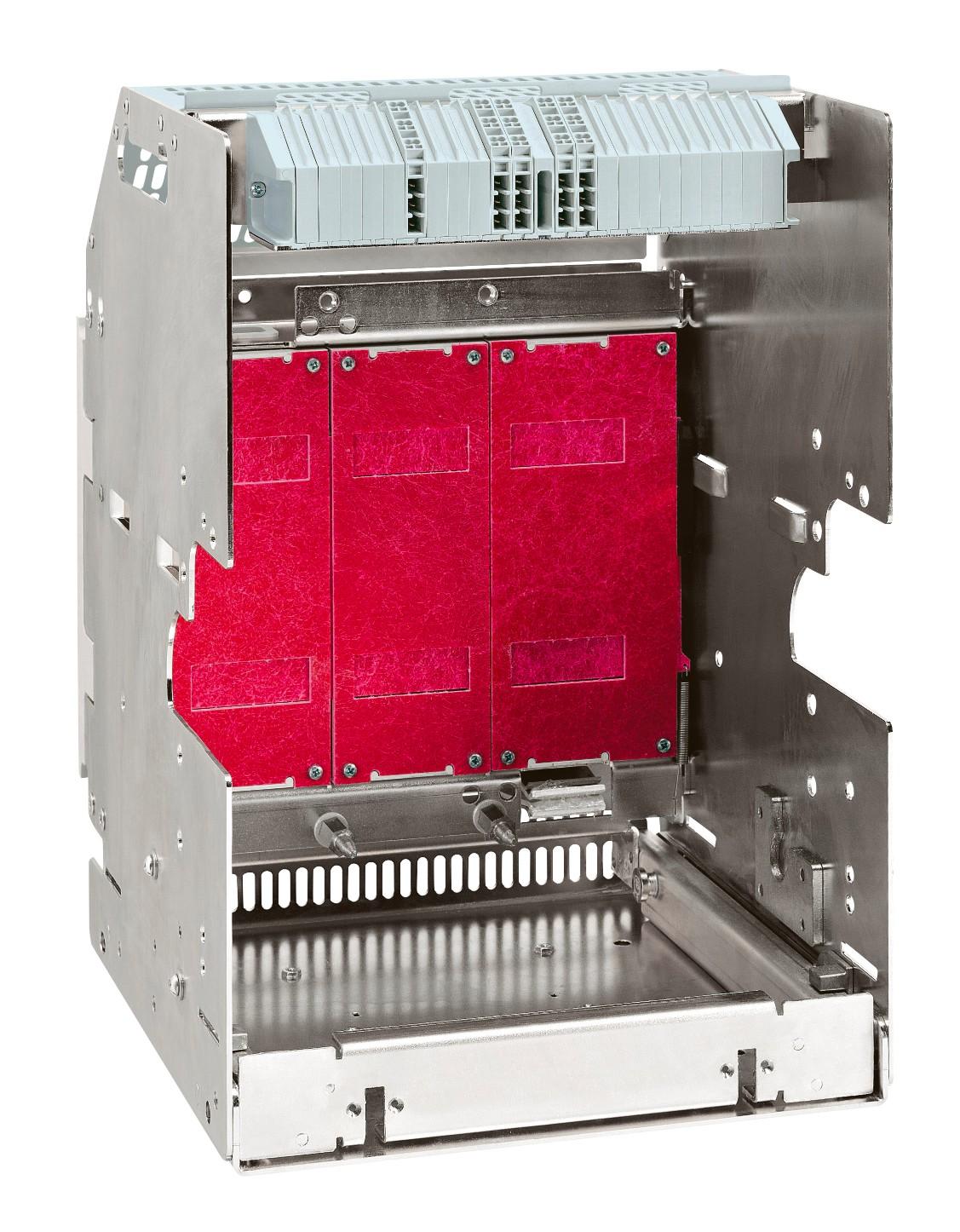DMX³ air circuit breakers 2500 - 65 kA 3P 2500A