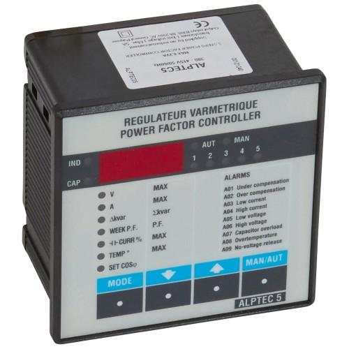 Power factor controller - 5 step controller
