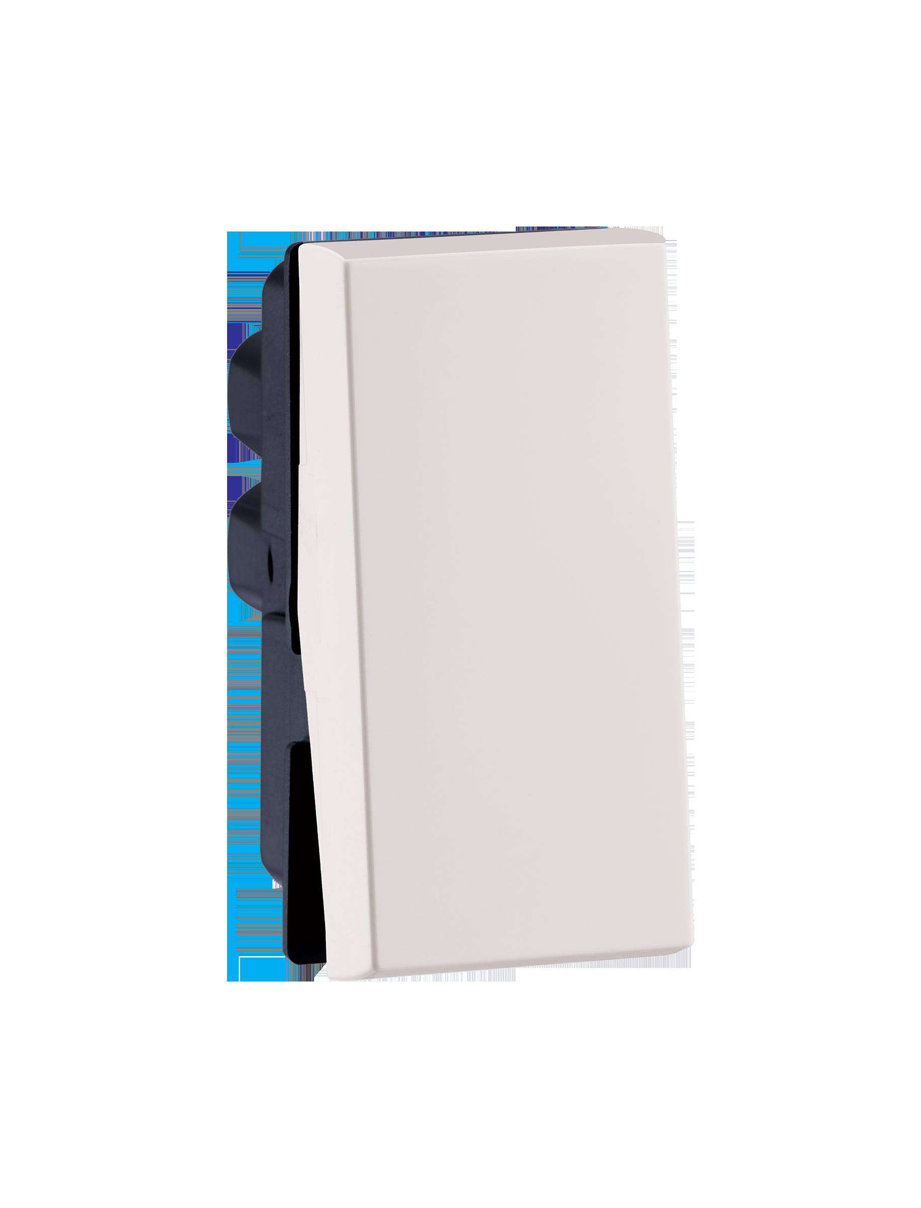Myrius Nextgen 6A Switch 1 Way 1M White