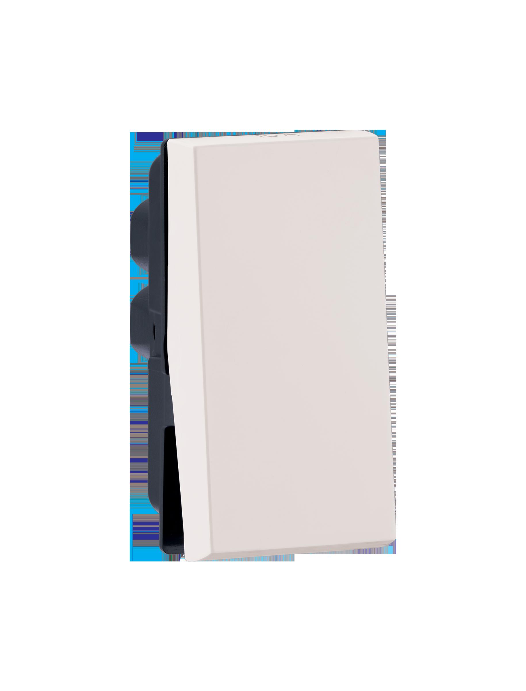Myrius Nextgen 16A Switch 1 Way 1M White