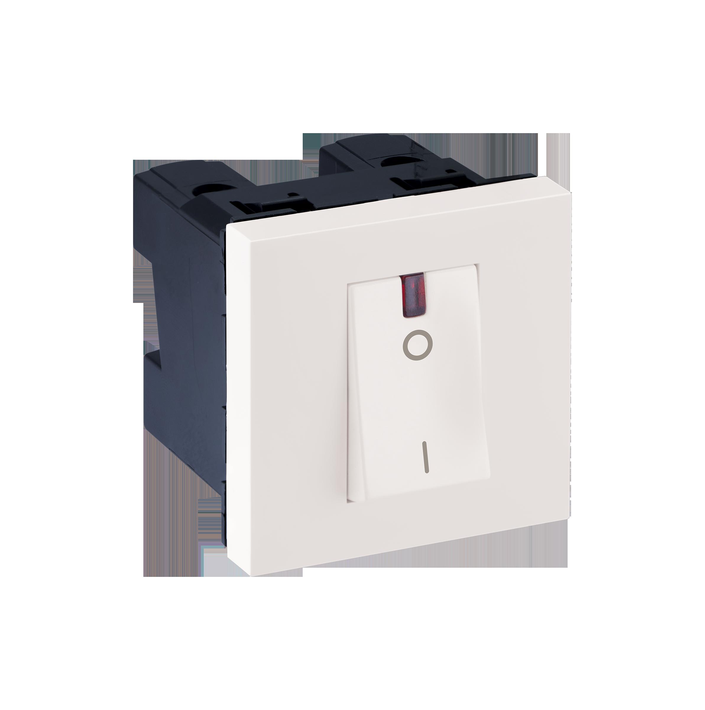 Myrius Nextgen 32A Dp Switch 2M With Indicator White
