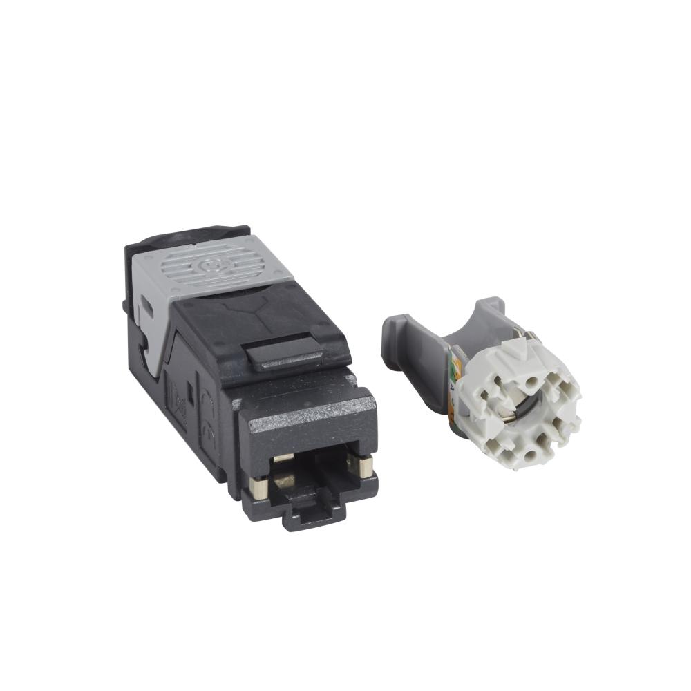 CONNECTORS RJ45 CAT 5E FTP