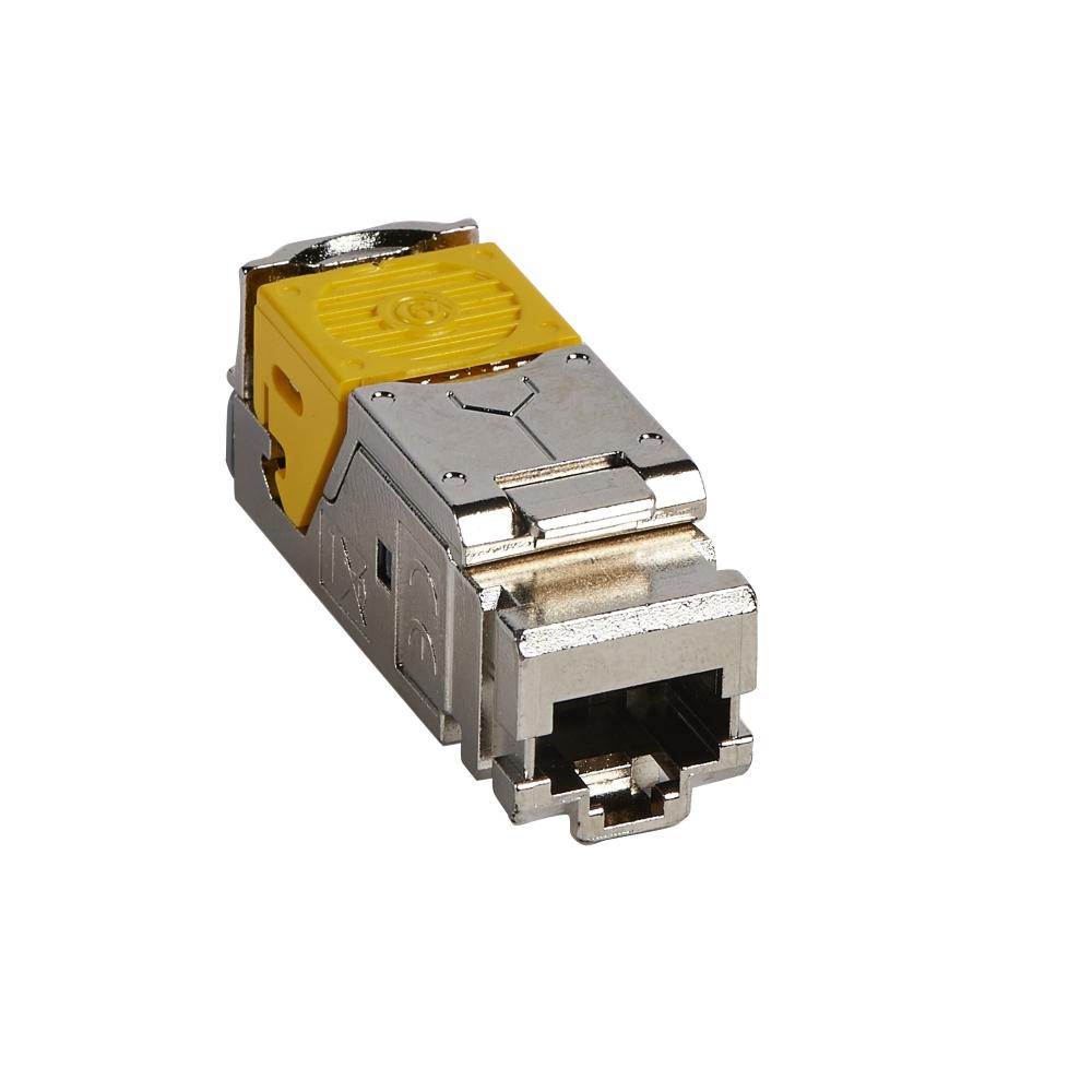 CONNECTORS RJ45 CAT 6A UTP