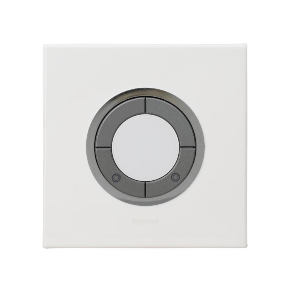 Arteor - 2-way switch 2 x 1000 W with LED locator