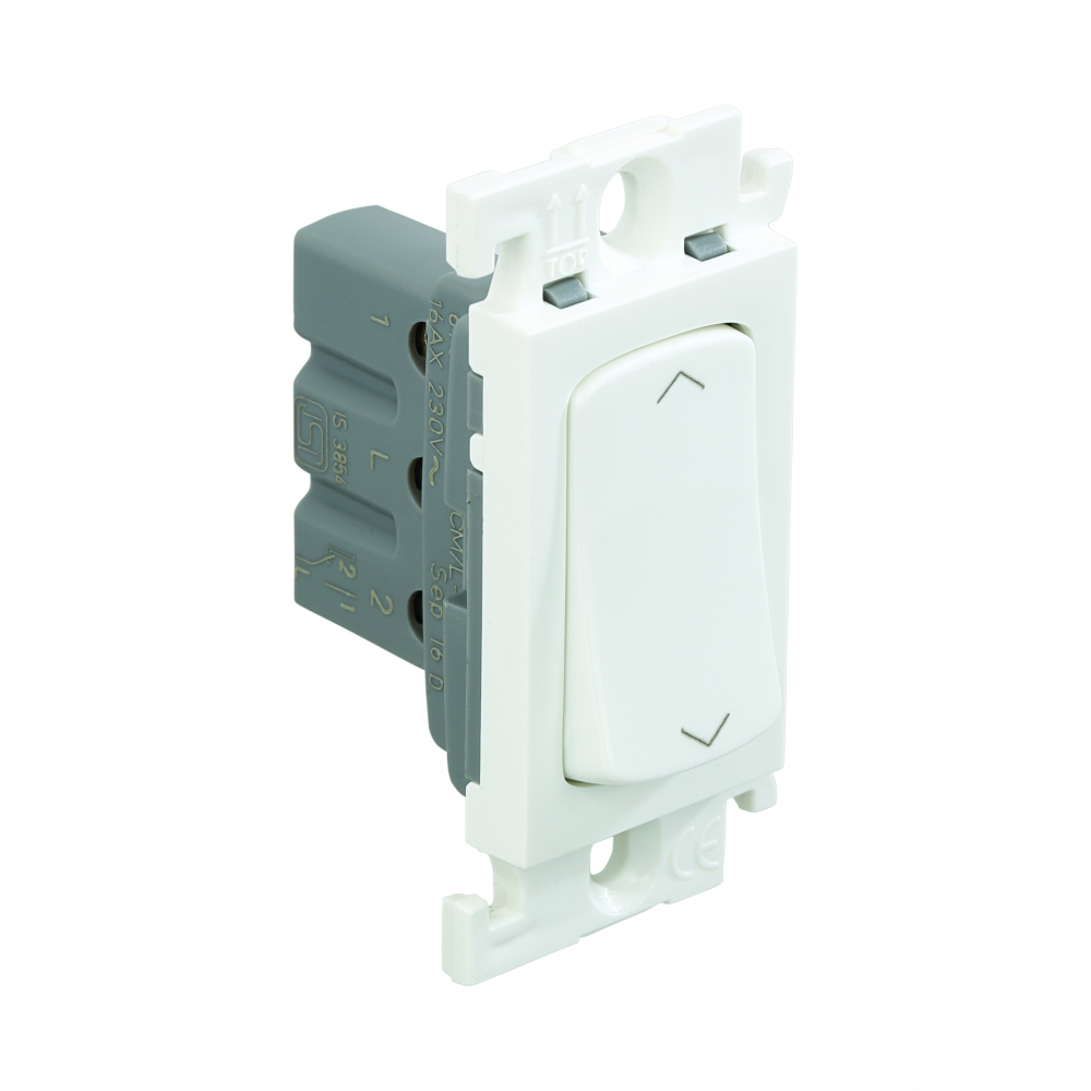 Mylinc 16 A two-way SP switch (16 A - *230 VA)